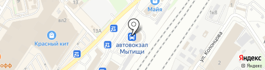 Kassir.ru на карте Мытищ