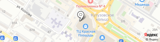 Mr.Smith на карте Новороссийска