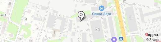 Kibermag на карте Домодедово
