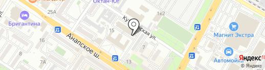 Limonad на карте Новороссийска