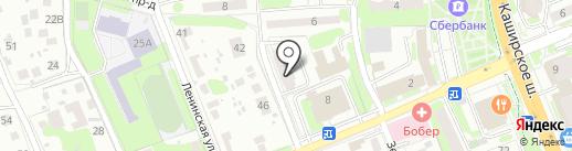 LLC.IDEA на карте Домодедово