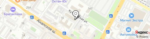 ПРОСТЫЕ РЕШЕНИЯ на карте Новороссийска
