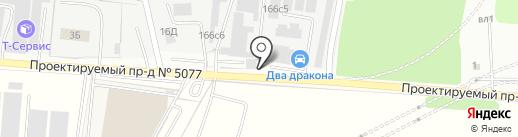 Буфет на карте Видного