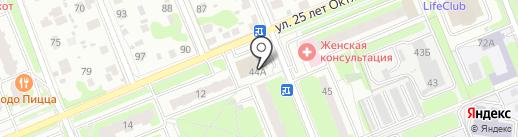 Домодедово-Реклама на карте Домодедово