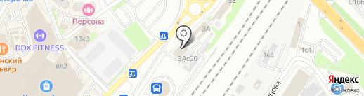 Маэстро-Ремонт на карте Мытищ