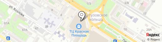 Tiffany & Co на карте Новороссийска