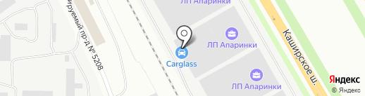 Хэппи Хоум Трэйд на карте Апаринок