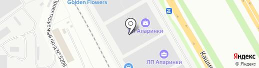 СМ ТРЭЙД на карте Апаринок