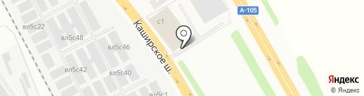 Веселая карусель на карте Апаринок