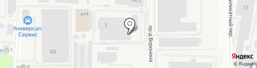 Lucky Child на карте Мытищ
