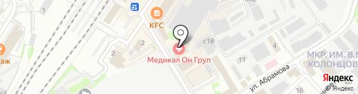 Koska на карте Мытищ