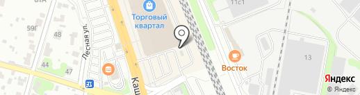 Mothercare на карте Домодедово