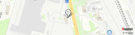OEM Авто на карте Домодедово