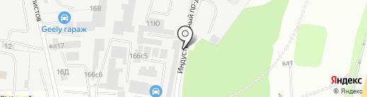 ASIA MH на карте Видного