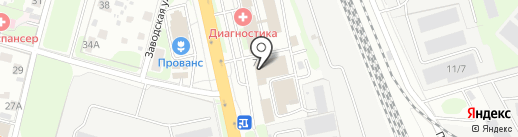 Грин Лэнд на карте Домодедово