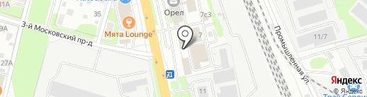 ДМД Мебель на карте Домодедово