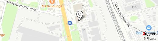 Симарс на карте Домодедово