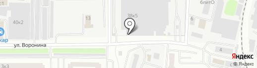 Оптовая компания по продаже сантехники на карте Мытищ