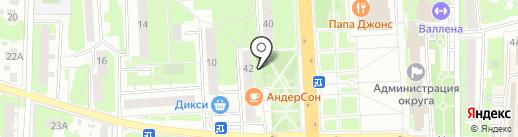 Платежный терминал, Транскапиталбанк, ПАО на карте Домодедово
