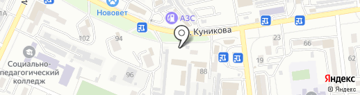 AMERIKAN PROFI PIZZA на карте Новороссийска