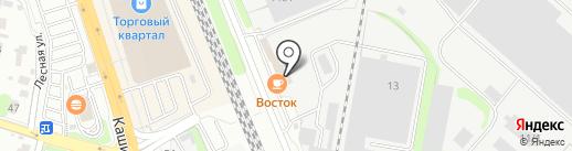 VAV-Auto на карте Домодедово