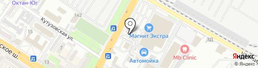 Страховая компания на карте Новороссийска