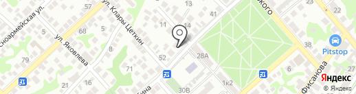 ЮЖНАЯ СТРОИТЕЛЬНАЯ КОМПАНИЯ на карте Новороссийска