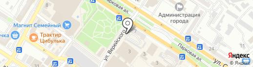 Sushi Dom на карте Новороссийска
