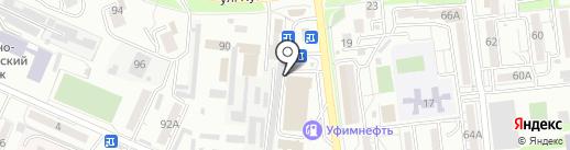 Техно Вектор на карте Новороссийска