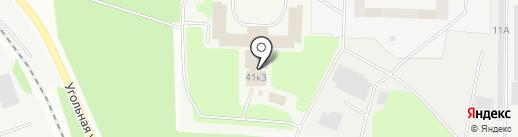 Гарант Энерго на карте Мытищ