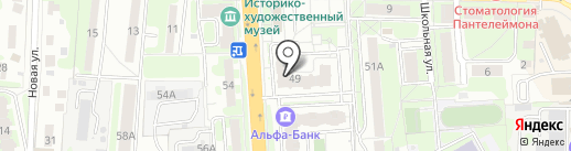 Pay.Travel на карте Домодедово
