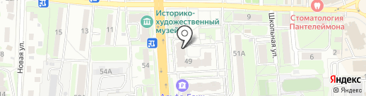 РЕСО-Гарантия, СПАО на карте Домодедово