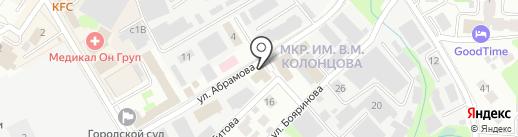 Платежный терминал, Казна на карте Мытищ