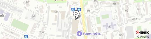 ПожБезопасность на карте Новороссийска