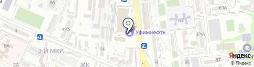 Ева на карте Новороссийска