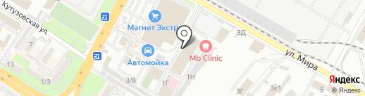 Moon на карте Новороссийска
