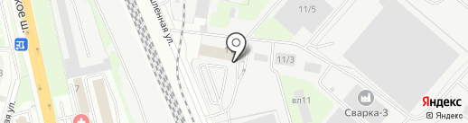 АвтоСпецСтрой на карте Домодедово