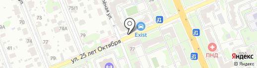 Мир сантехники на карте Домодедово