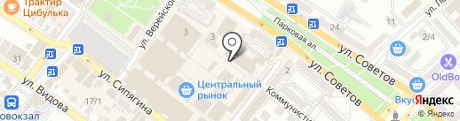 AniExpress на карте Новороссийска