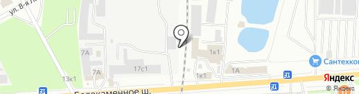 Ассорти на карте Видного