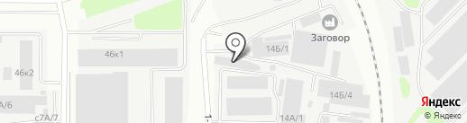Robust Boden на карте Мытищ