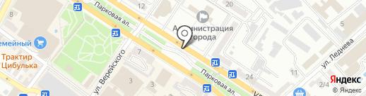 Директ Инвест на карте Новороссийска