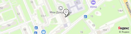 Ремонт обуви на карте Домодедово