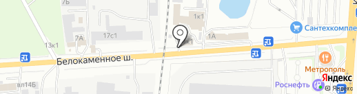 Кафе на карте Видного