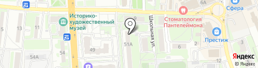 Tetra-Service на карте Домодедово