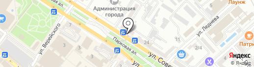 Vd stok на карте Новороссийска