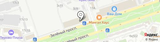 Rumasla.ru на карте Москвы