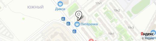 Фотосалон на карте Домодедово