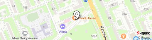 Забота-А на карте Домодедово