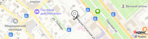 Банкомат, МТС-Банк на карте Новороссийска